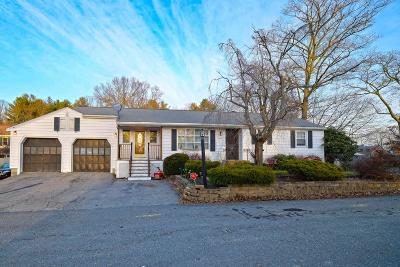 Billerica Single Family Home For Sale: 7 Millpond Drive