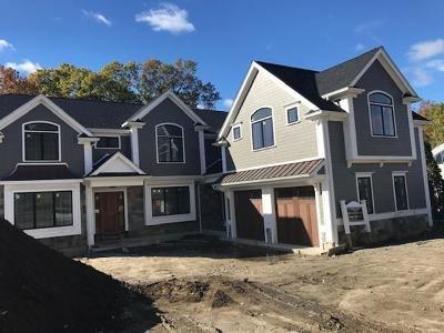 Newton Single Family Home For Sale: 303 Hartman Rd