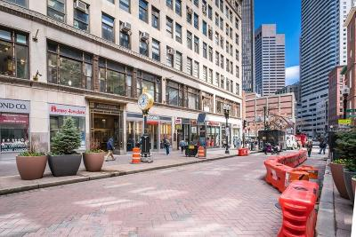Commercial For Sale: 333 Washington St #851