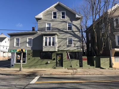 RI-Providence County Commercial For Sale: 3 Dexter Street