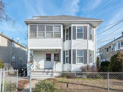 Watertown Multi Family Home For Sale: 50-52 Beechwood Ave
