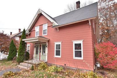 Northbridge Single Family Home For Sale: 27 Maple Street #1