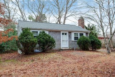 Barnstable Residential Lots & Land Contingent