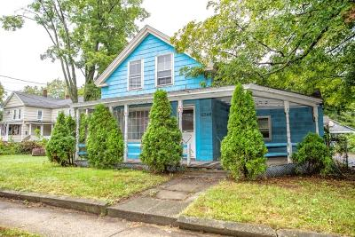 Palmer Single Family Home For Sale: 1240 South Main St