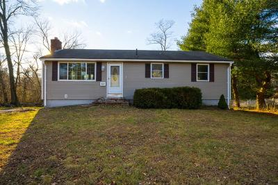 Holbrook, Abington, Rockland, Whitman Single Family Home For Auction: 957 Plymouth St