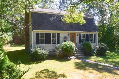 Plymouth Single Family Home For Sale: 174 Gunners Exchange Rd