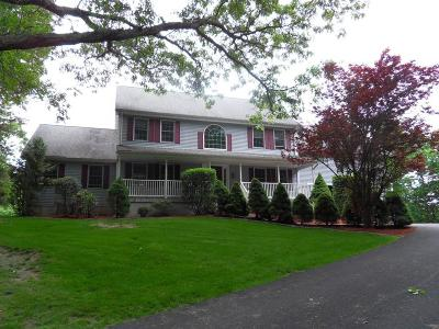 Blackstone Single Family Home For Sale: 9 Tee Jay Ln
