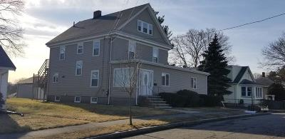 Quincy Multi Family Home Contingent: 96 Elliot Ave