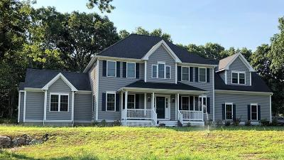 Middleboro Single Family Home For Sale: Holton Way