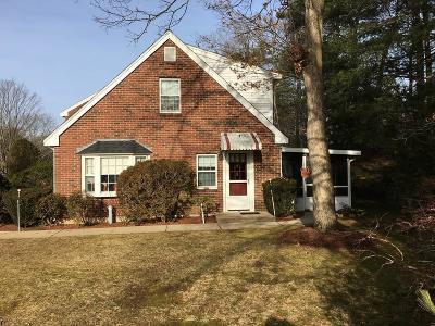 Cohasset, Weymouth, Braintree, Quincy, Milton, Holbrook, Randolph, Avon, Canton, Stoughton Condo/Townhouse For Sale: 161 Erin Rd #161