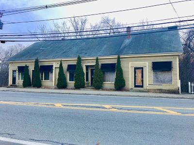 RI-Kent County Commercial For Sale: 584 Washington St