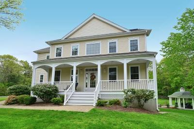 Wrentham Single Family Home For Sale: 10 Hillside Dr