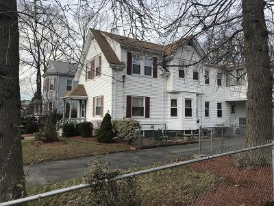 Taunton Single Family Home For Sale: 55 1st St