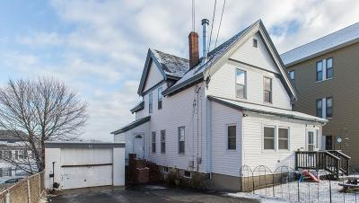 Methuen, Lowell, Haverhill Multi Family Home For Sale: 23 Boylston St