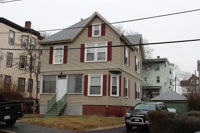 Lynn Single Family Home For Sale: 17 Raddin Grove Ave