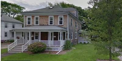Middleboro Multi Family Home Contingent: 77-79 Pearl Street