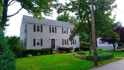 Weymouth Single Family Home Under Agreement: 108 Candia St
