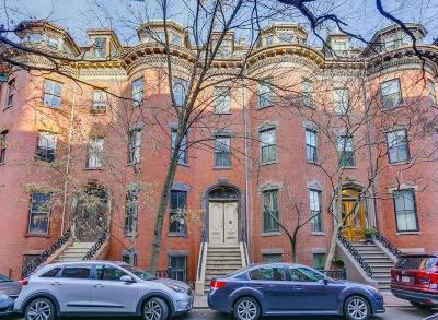 Single Family Home Under Agreement: 23 Upton Street
