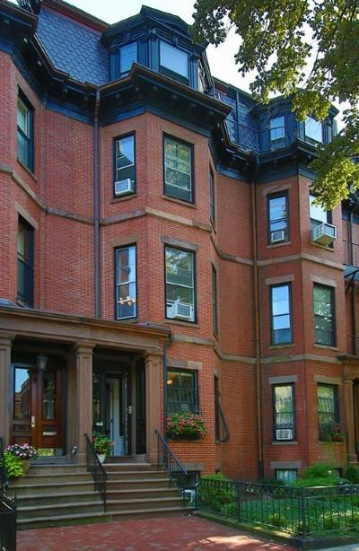 Multi Family Home For Sale: 387 Beacon St