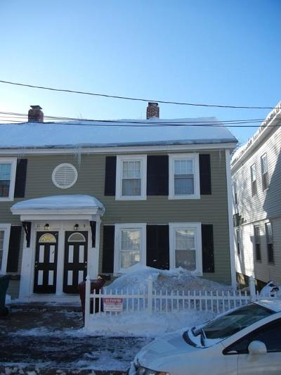 Lowell Condo/Townhouse For Sale: 9 Harrison Street #9