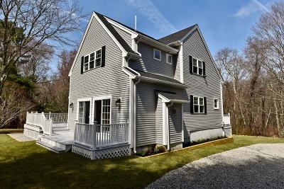 Scituate Single Family Home Price Changed: 62 Maple St
