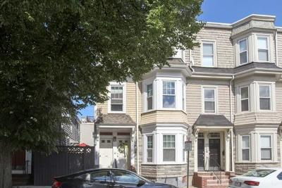 Multi Family Home Under Agreement: 146-1/2 M St