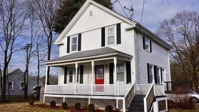 Seekonk Single Family Home Under Agreement: 484 Taunton Ave.