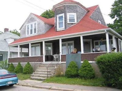 Multi Family Home For Sale: 15 N Water St