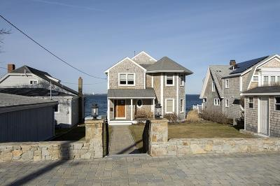 Hull Single Family Home For Sale: 43 Point Allerton Ave