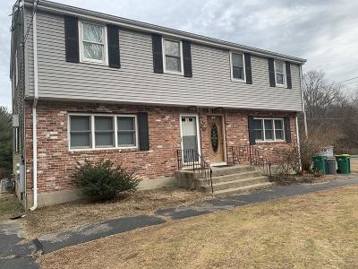 Mansfield Multi Family Home For Sale: 270 280 Ware Street
