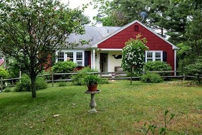 Harwich Single Family Home For Sale: 849 Queen Anne Road