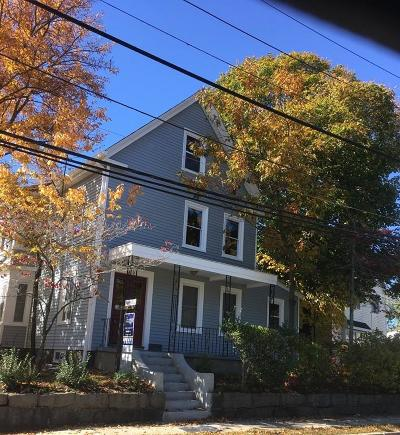 Quincy Multi Family Home For Sale: 347 Centre Street