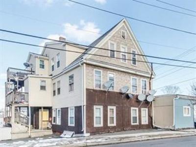 Revere Multi Family Home Under Agreement: 151 Walnut Ave