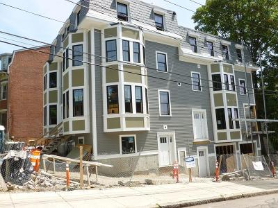 Condo/Townhouse For Sale: 5 Cedar St #1