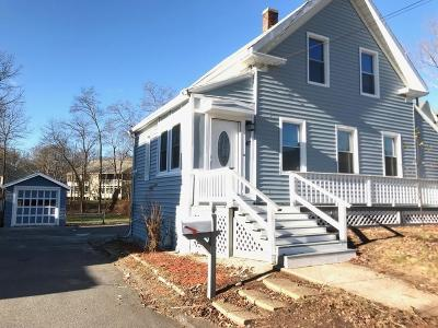 Randolph Single Family Home For Sale: 47 South St.