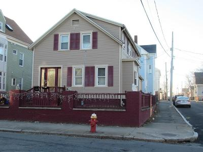 MA-Bristol County Single Family Home Under Agreement: 405 Cottage St