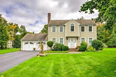 Shrewsbury Single Family Home For Sale: 1 Heywood