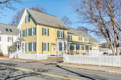 Lowell Single Family Home For Sale: 519 Beacon Street