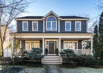 Needham Single Family Home For Sale: 20 Walnut Street