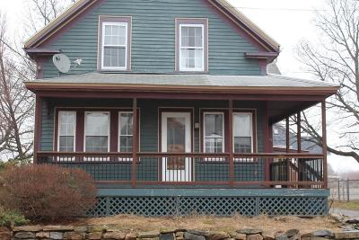 RI-Providence County Single Family Home Contingent: 91 Merida Avenue