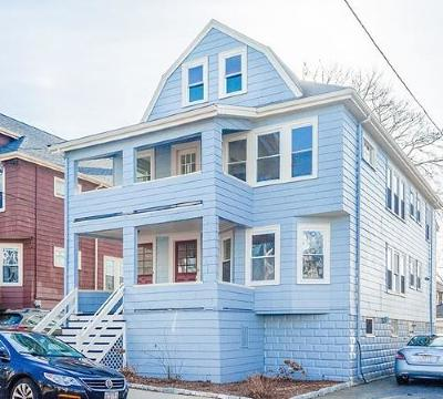 Somerville Multi Family Home For Sale: 28 Sterling Street