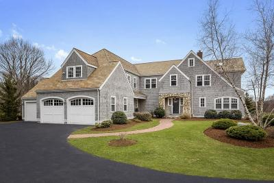 Milton Single Family Home For Sale: 4 Fletcher Steele Way