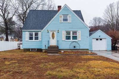 Millbury Single Family Home For Sale: 7 Marion Ave