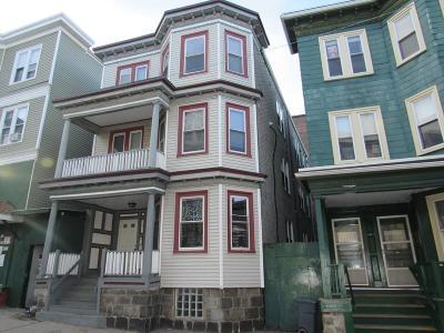 Multi Family Home Under Agreement: 737 Parker Street