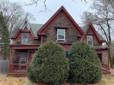 Wareham Single Family Home For Sale: 786 County Rd