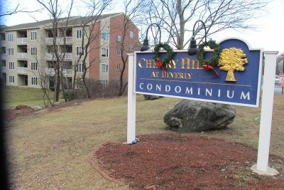 Beverly Condo/Townhouse For Sale: 2 Duck Pond Rd #122