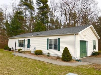 Middleboro Single Family Home For Sale: 905 Blueberry Circle #Oak Poin