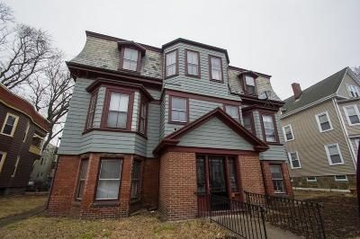 MA-Suffolk County Multi Family Home Under Agreement: 18-20 Brent St