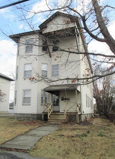 Millbury Multi Family Home Under Agreement: 13 A-C Grove St