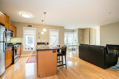 Cambridge Condo/Townhouse For Sale: 54 Baystate #1